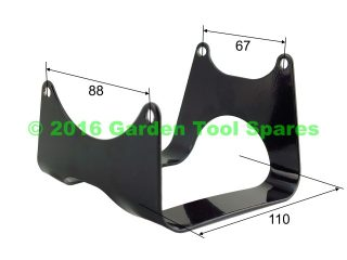 STRIMMER FUEL TANK MOUNT / FIXED BASE