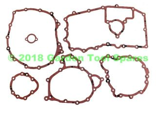 TRIUMPH TIGER 955 1050 SPRINT ST955 ST1050 RS955 LOWER ENGINE COVER GASKET SET