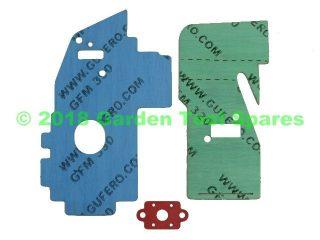 FLYMO XLH550 MCCULLOCH HT555 TITANIUM PARTNER HG550 GASKET SET